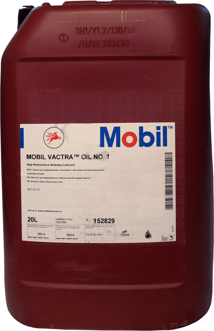 «Mobil Vactra Oil»